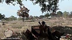 بازی Red Dead Redemption در ۵ دقیقه