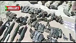 انهدام تیم تروریستی در شمال غرب کشور توسط سپاه