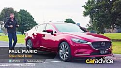 2018 Mazda 6 Atenza sedan review: Turbo petrol returns