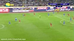 خلاصه بازی استقلال تهران 3 - تراکتورسازی تبریز 0