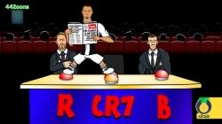 مسی، نیمار و زلاتان در چالش جانشینی رونالدو (دوبله)