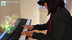 آموزش پیانو به کمک هولولنز مایکروسافت