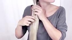 یه مدل بافت موی بسیار زیبا