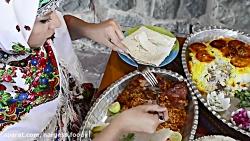 گزارش رستوران کردستان