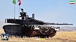 قدرت نظامی ایران در سال...