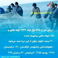 تقسیم دریای خزر؛ سهم ایران چند درصد است؟