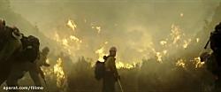 آنونس فیلم سینمایی «تنها شجاع دلان»