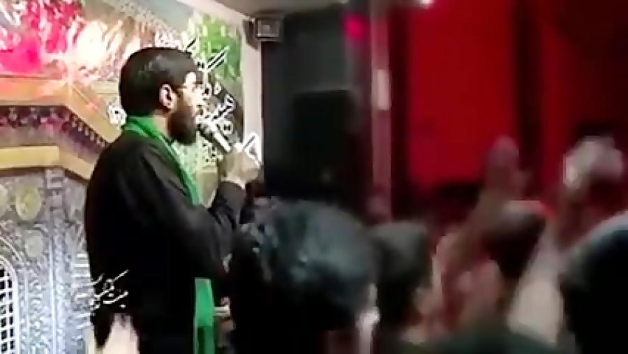 دانلود مداحی من همیشه مشتری اشکتم سیدرضا نریمانی