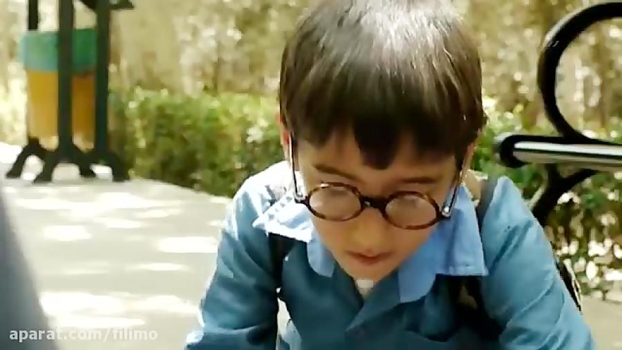 آنونس فیلم کوتاه «بچه و مرد»
