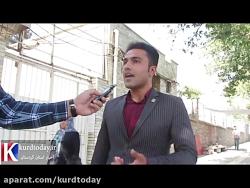 نظر مردم سنندج در مورد عملکرد دولت روحانی