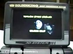 فلزیاب تصویری گلدن کینگ 09014444903 گنج یاب گلدن کینگ طلایاب تصویری گلدن کینک