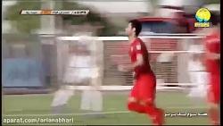 خلاصه بازی گسترش فولاد تبریز 1 سپیدرود رشت 1هفته سوم سال ۹۷