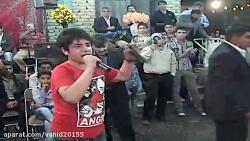 اجرای آهنگ کنسل مجید خر...