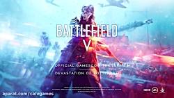 تیزر battlefield 5 برای Gamescom