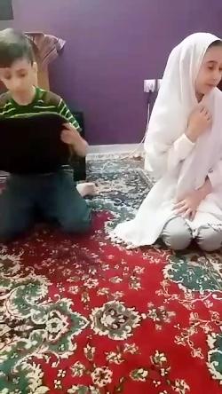 دابسمش محمد و مَه آرا