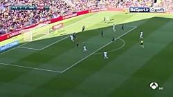 خلاصه بازی بارسلونا 3-0 ...