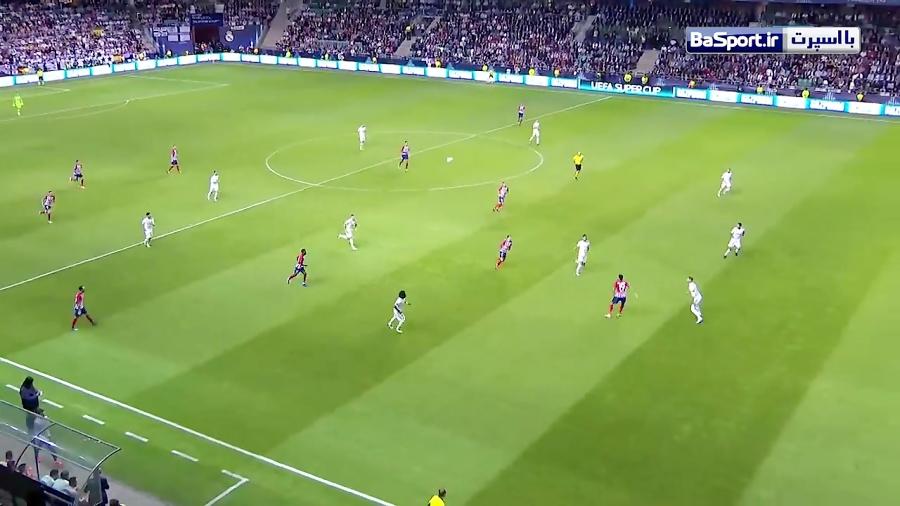 خلاصه بازی رئال مادرید 2-4 اتلتیکو مادرید (HD)