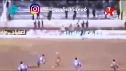 گل علی دایی به استقلال ...