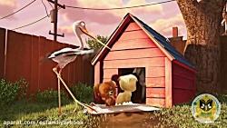 انیمیشن کوتاه ابر و لک ...