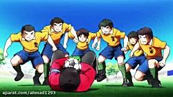 انیمیشن سریالی(فوتبالی...