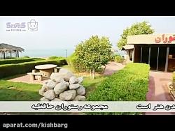 مجموعه شگفت انگیز رستوران ساحلی حافظیه