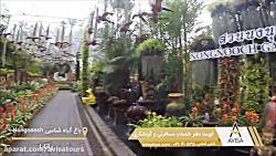 آشنایی با باغ گیاه شناسی استوایی نانگ نوچ؛ پاتایا