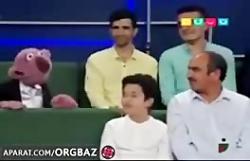 کلیپ جالب از جناب خان