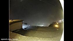 تایم لپس مه در ماسوله
