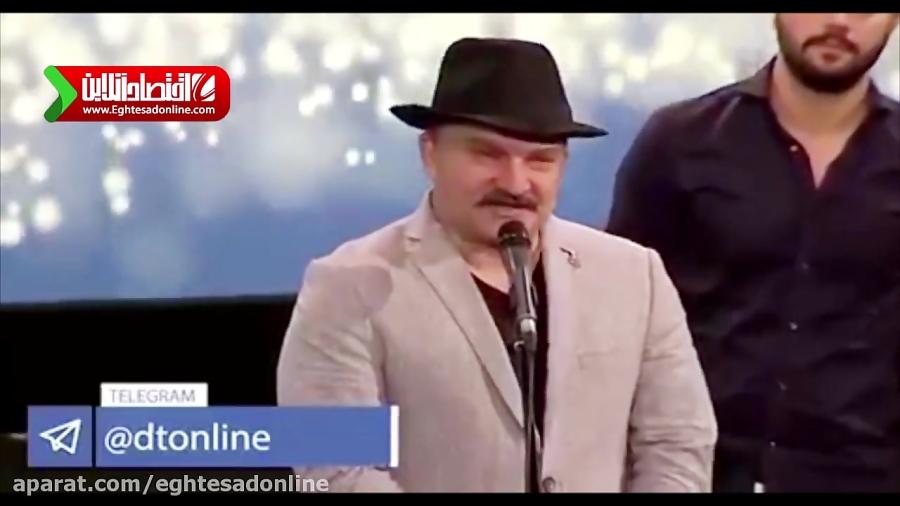 شوخی مهدی سلطانی با بازیگر فیلم پدر
