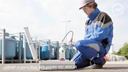 Calibrate or test gas detector with HiQ MI...