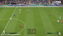 گیم پلی سوپر جام اروپا رئال مادرید و اتلتیکو مادرید
