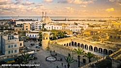 سفر به تونس با کارن پرواز