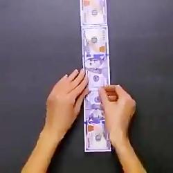 کاردستی با پول