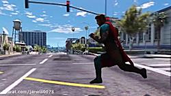 THOR VS SUPERMAN - Man of Steel vs Thor (Ragnarok 2017)