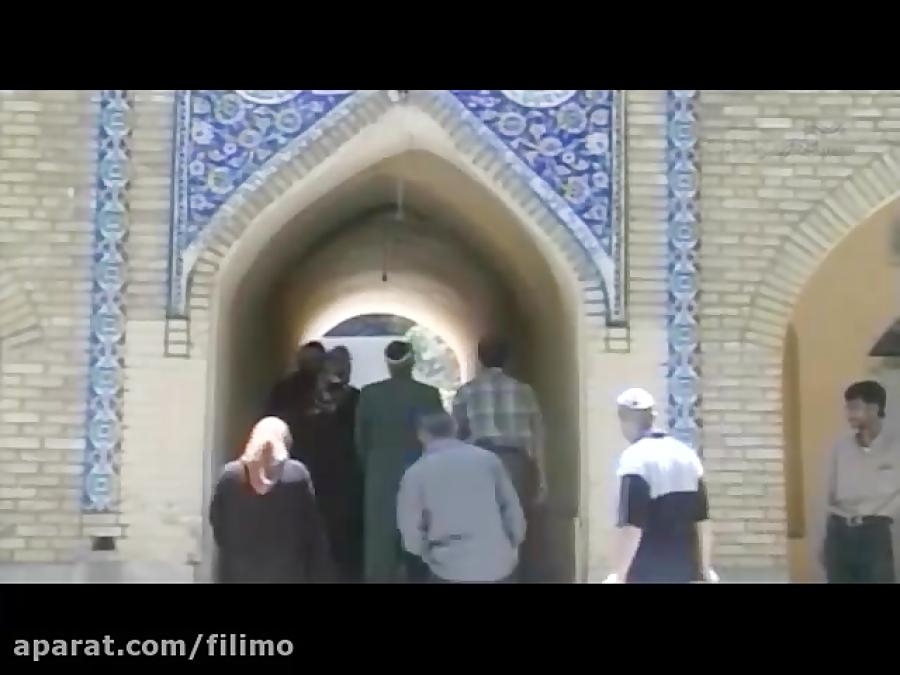 آنونس فیلم مستند «نیایش در مسیر زمان»