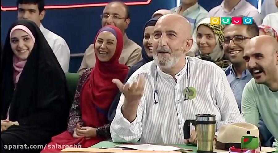 خنداننده شو و نظرات داوران برا استندآپ ابوطالب حسینی HD