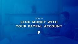 ارسال پول توسط پی پال ب...
