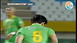 خلاصه بازی سپاهان 0-0 صن...