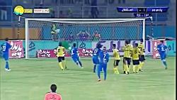 خلاصه بازی استقلال 0-1 پ...