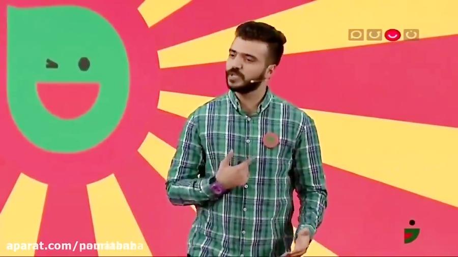 استند آپ کمدی ابوطالب حسینی در شب اول خنداننده شو 2