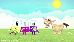 Phonics - Learn to Read | Kicking with K | World Cup Special | Alphablocks