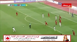 خلاصه بازی ایران - کره ش...