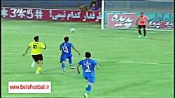 خلاصه بازی استقلال تهر...