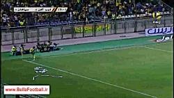 خلاصه بازی سپاهان 2-1 ذو...