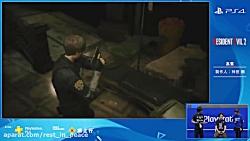 گیم پلی جدید از Resident Evil 2 Remake