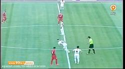 خلاصه بازی تراکتور 1 -  0 ...