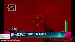 نگاهی به تاریخچه و سیر تکاملی بازی Call Of Duty