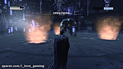 Batman Arkham City مبارزه با گراندی