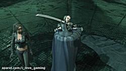 Batman Arkham City مبارزه با راس الغول