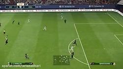 PES 2019 - رئال مادرید و یونتوس